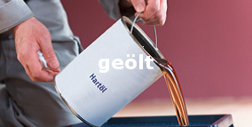 Option geölt